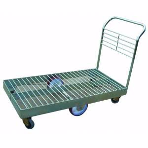 Picture of Single Deck Steel Wire Trolley 1200mm x 600mm