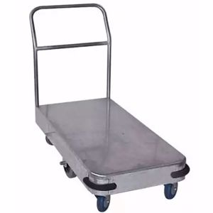 Picture of Galvanised Single Deck Trolley Length 990mm